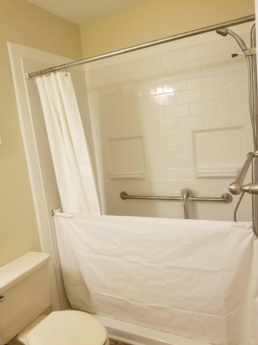 Caregiver's Curtain